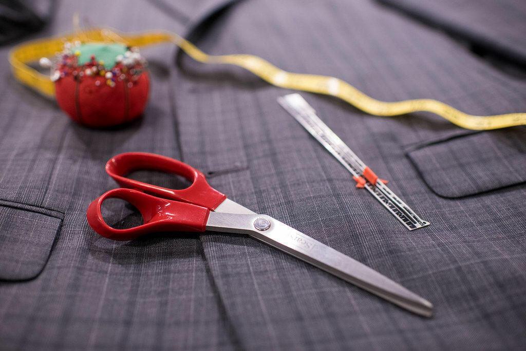 Clothing alterations costs