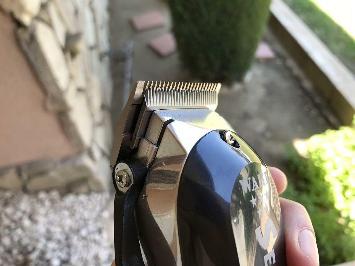 detachable blade clippers