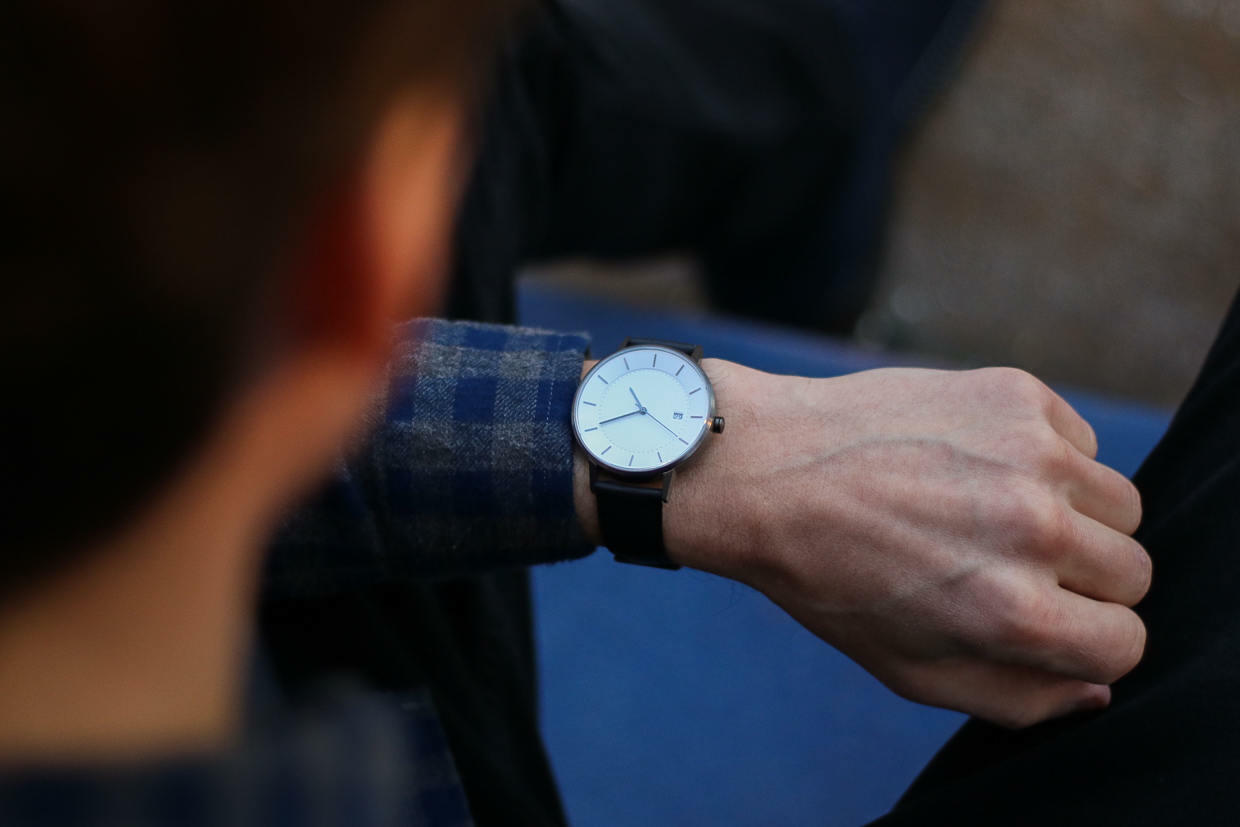 Linjer watch review