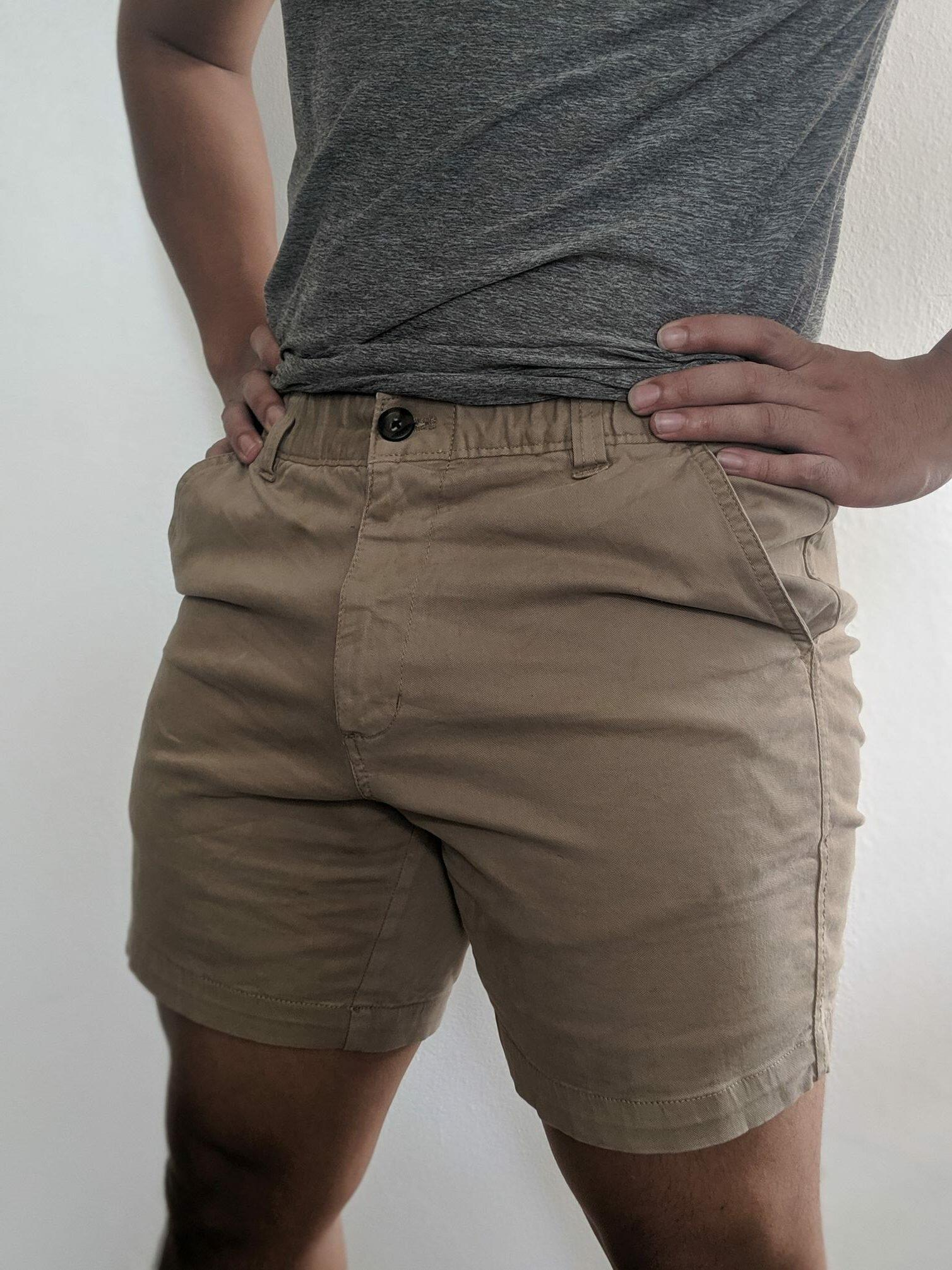 Bearbottom shorts front
