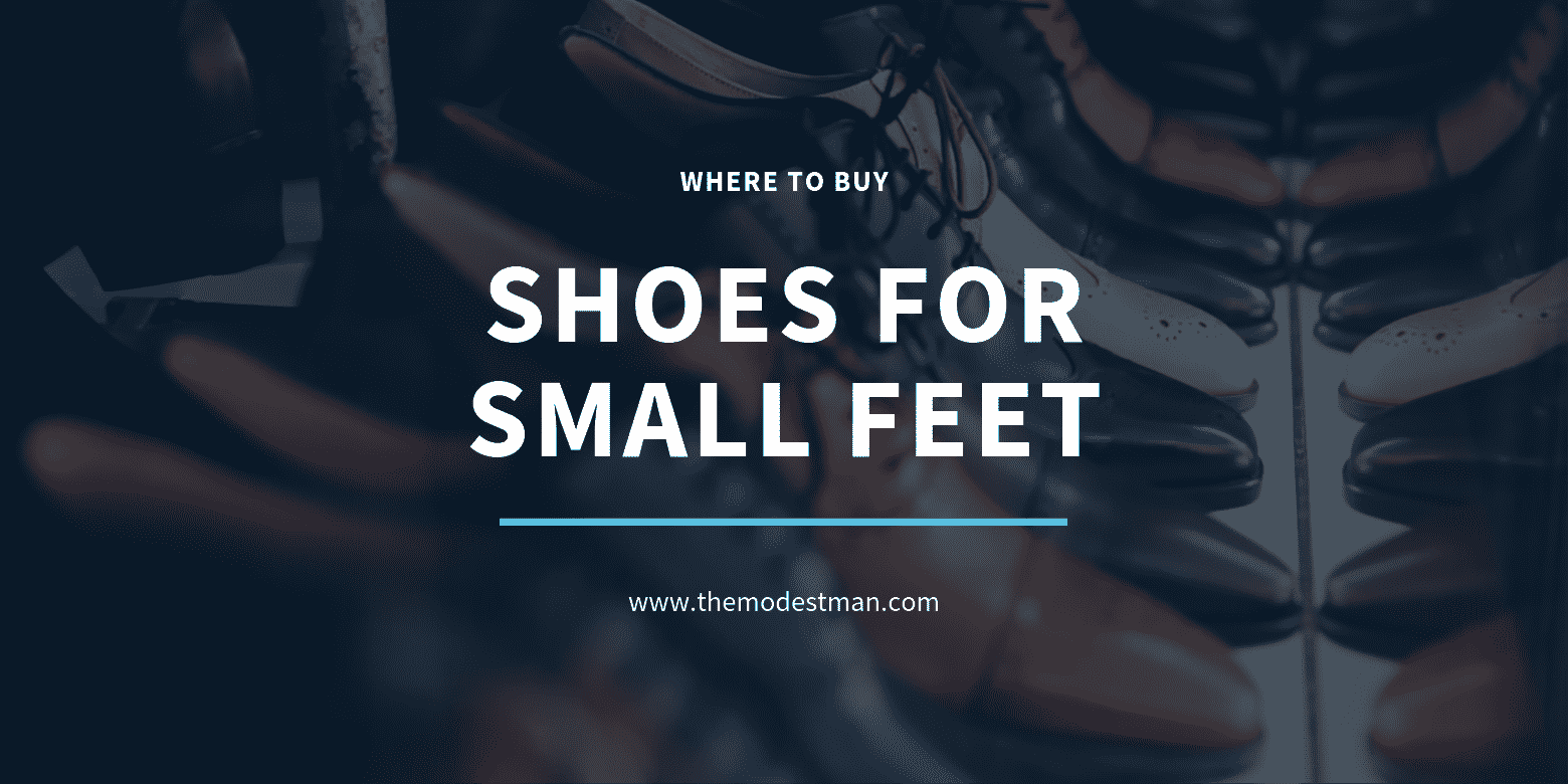 Shoes for small feet