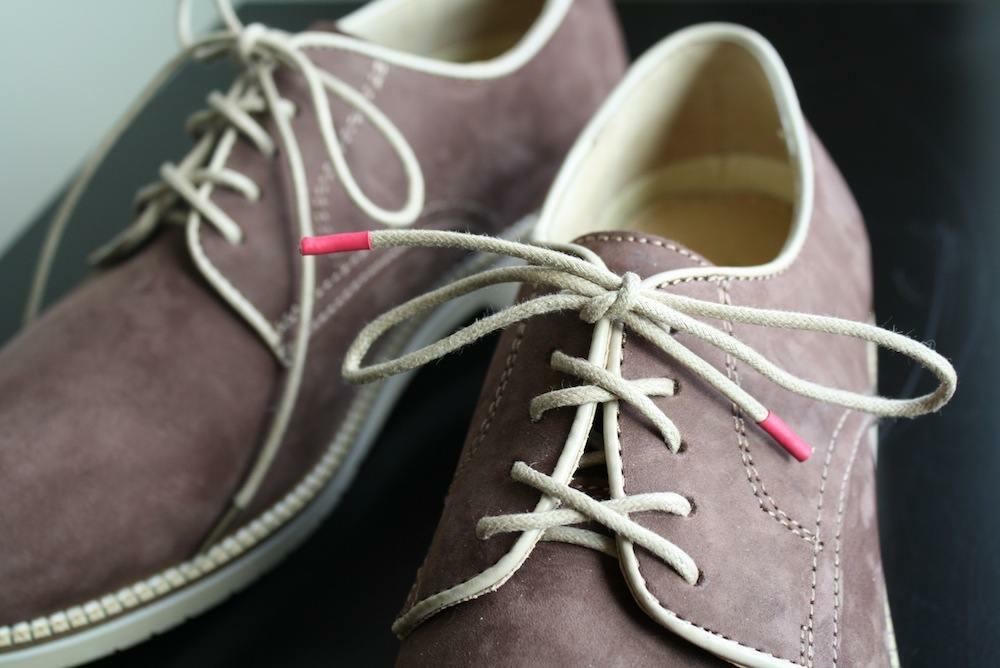 Step 7: Lace Up Your Shoes
