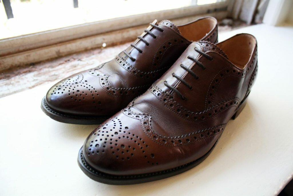 Shoe Passion Oxford brogues