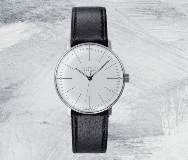 Junghans Max Bill Max Hand-Winding Watch