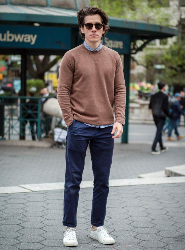 Casual Spring Layers