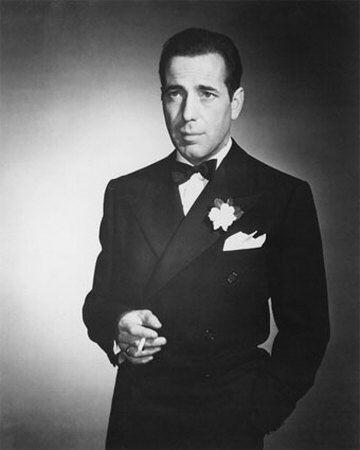 Humphrey Bogart Height - 5'8""