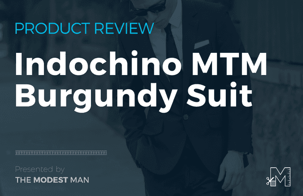 Indochino review