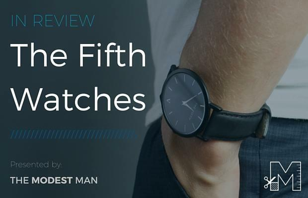 The Fifth Watches Review