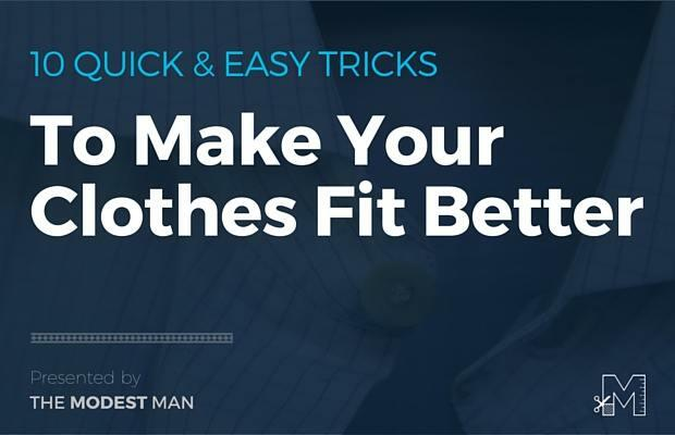 10 Clothing Tricks
